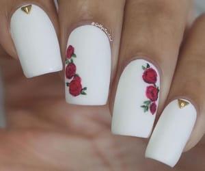 beauty, nail art, and style image
