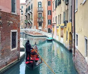 italy, photo, and venezia image