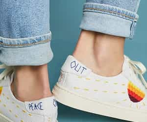 embroidery and sneakers image