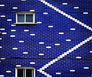 blue, brick, and building image