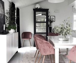 pink, grey, and home image