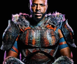 black panther, Marvel, and winston duke image