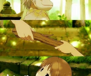 anime, triste, and história image