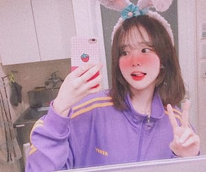 korean, aesthetic, and ulzzang image