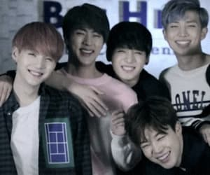 family, header, and bts image