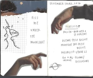 aesthetic, diary, and art image