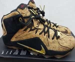 ebay, shoes, and LeBron James image