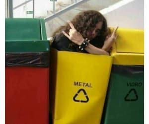 metal, funny, and lol image