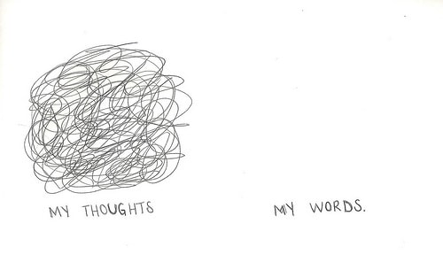 words, thoughts, and quotes image