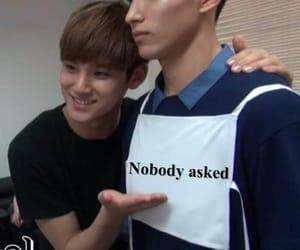 meme, Seventeen, and kpop image
