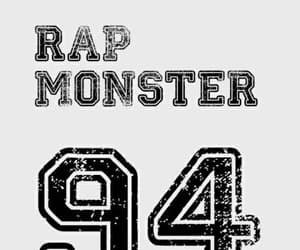Logo, 94, and kim nam joon image