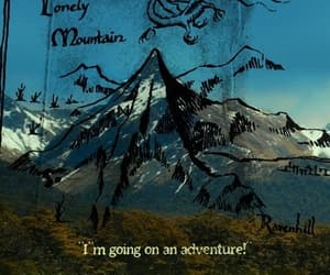 the hobbit, hobbit, and adventure image