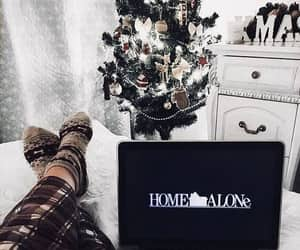 bedroom, cosy, and film image