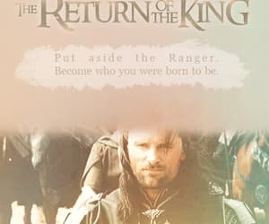 aragorn, fandom, and poster image