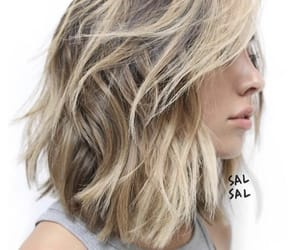 medium length hair image