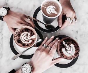 3, coffee, and tumblr image