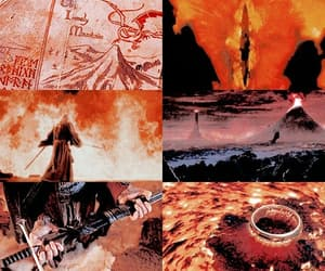 aesthetic, lord of the rings, and edit image