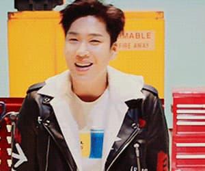 boyfriend, hyunseong, and gif image