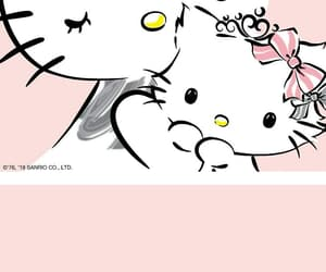 charmmy kitty and hello kitty image