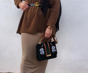 bag, belt, and city image