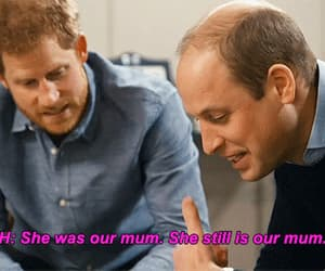 diana spencer, gif, and mother image