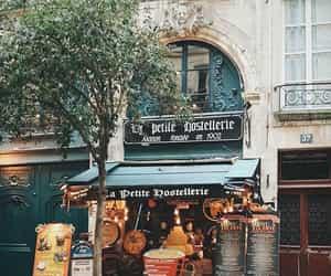 paris and street image