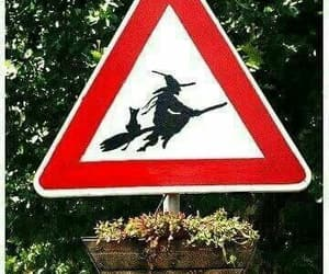 witch, italy, and funny image