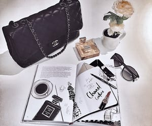 all, chanel, and flower image