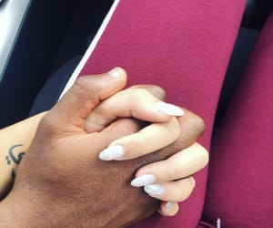 bae, mixed, and couple image