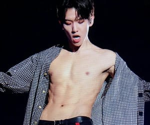 abs, exo, and kpop image