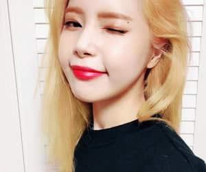 blonde, mochi, and moomoo image