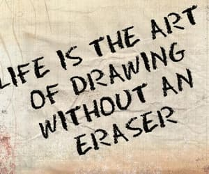 drawing, eraser, and life image