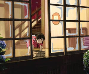gif, anime, and spirited away image