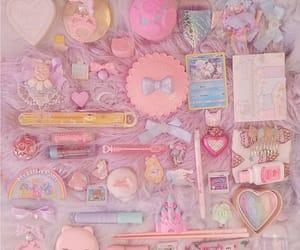 girly, kawaii, and pink image