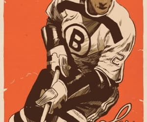 boston bruins and hocky image