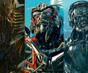 enemy, transformers, and decepticons image