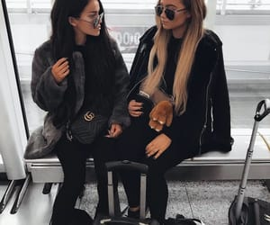 friends, best friends, and clothes image