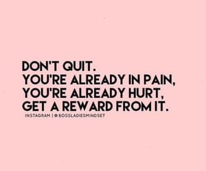 motivation, work, and don't quit image
