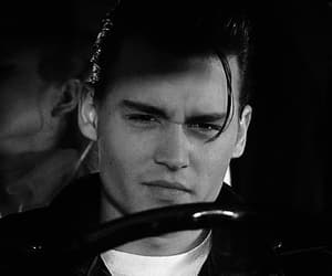 johnny depp, boy, and cry baby image