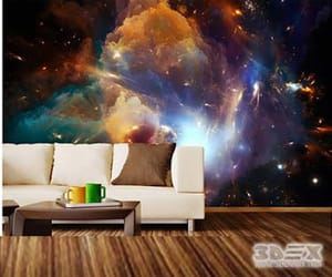3d, 3d wallpaper, and kitchens image