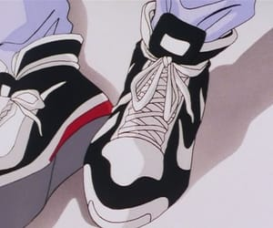 aesthetic, anime, and 90s image