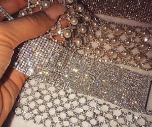 diamond, luxury, and choker image