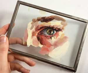 art, watercolor, and artist image