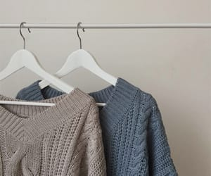 blue, sweater, and ulzzang image