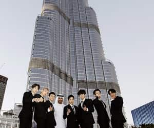 Dubai and exo image
