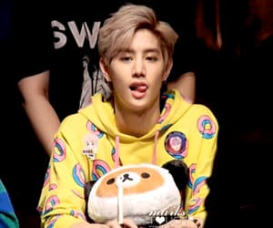 gif, got7, and mark tuan image