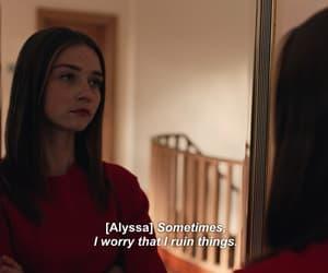 teotfw, Alyssa, and quotes image