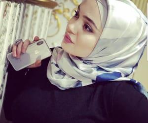 hijab, chechenka, and chechen image