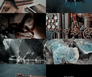 aesthetic, animated, and atlantis image