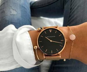 accessoires, fashion, and watch image